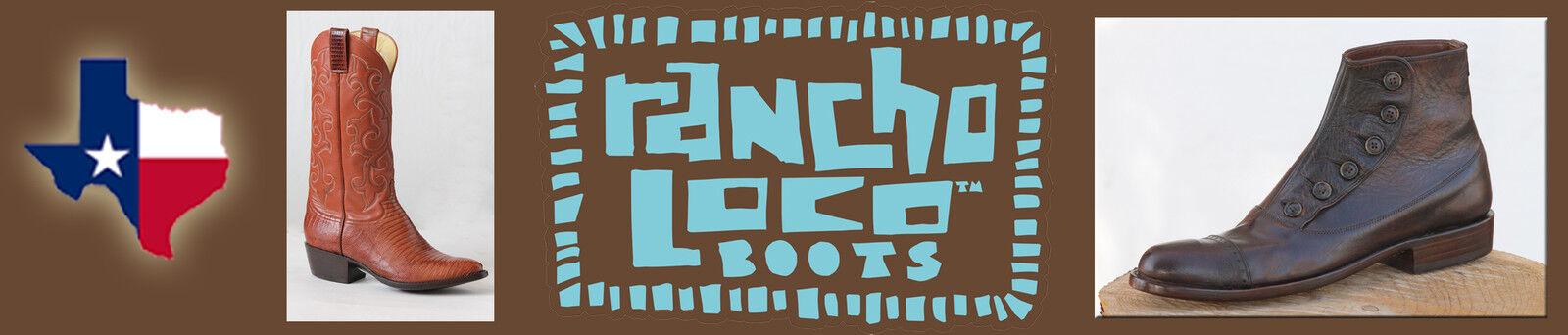 Rancho Loco Boots