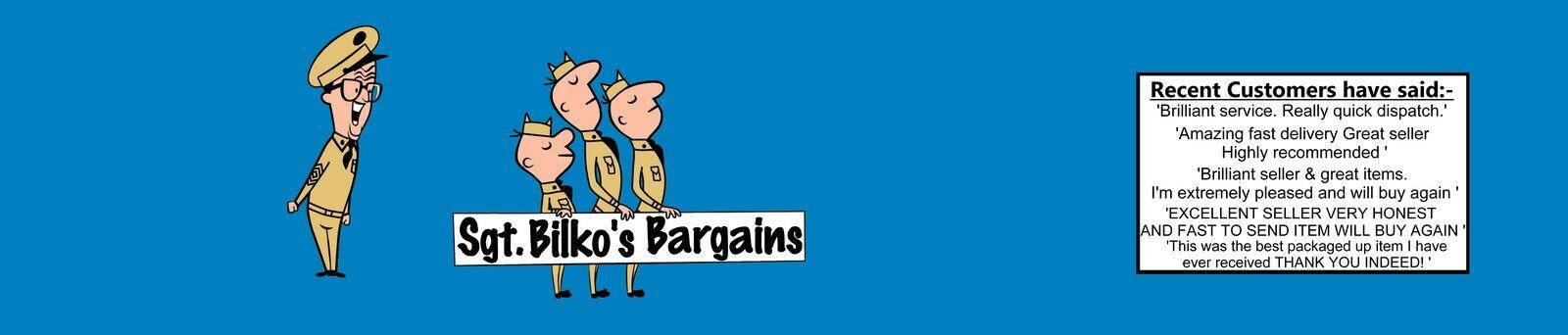Sgt Bilkos Bargains