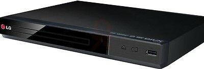 LG DP132 DVD / CD Player with USB Direct Recording / Playback & Remote