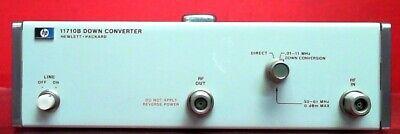 Hp - Agilent - Keysight 11710b Down Converter