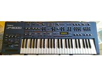 Roland JP-8000 synthesiser