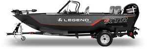 2017 legend boats 16 XTR ALL-IN PRICE