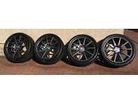 "Audi Q7 MK1 - 21"" Zito Alloys with winter tyres"