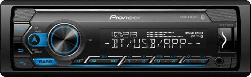 Digital Media Receiver with Pioneer Smart Sync App Compatibility, MIXTRAX®, B...