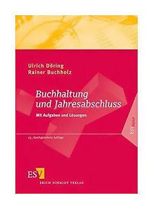 Buchhaltung-und-Jahresabschluss-Ulrich-Doering-Rainer-Buchholz-wie-Neu