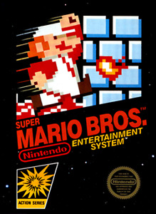 Looking for Super Mario 1 Complete in Box