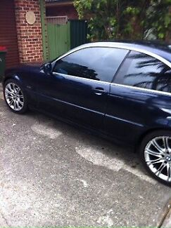 NEED GONE ASAP, OFFER ME SOMETHING! 2001 BMW e46 320ci M Sport