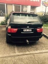 BMW X5 2002 for wrecking or repair engine damaged Pakenham Cardinia Area Preview