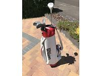 Adult & Junior golf clubs, bags, etc