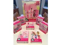 ELC Rosebud House plus 7 complete sets
