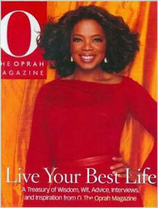 Oprah Live your Best Life Hardcover
