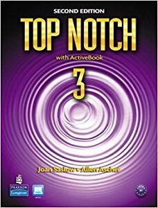 Top Notch 3 Student Book, 2nd Edition