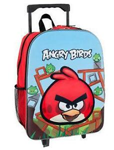 Angry Birds Rolling Backpack 00459d10bcd91