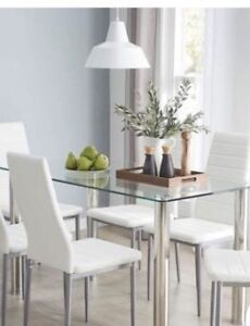 Dining table no chairs brand new Flinders Shellharbour Area Preview