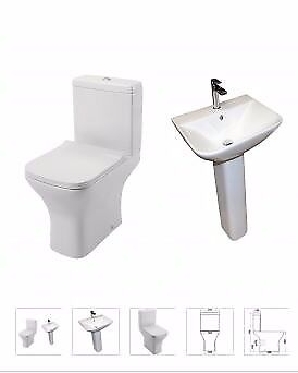 dolce toilet and basin suite from as low as £199
