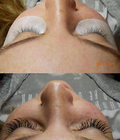 Eyelash Extensions-       LOVE YOUR LASHES !!