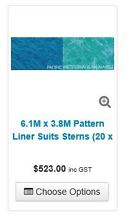 NEW Vinyl Pool liner (6.1mx3.8m) Ordered wrong size! Still in box Langwarrin Frankston Area Preview