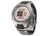 Suunto X6HRT Premium Titanium Sports watch with Heart Rate and 2 Brand New Straps (worth £80 alone!)