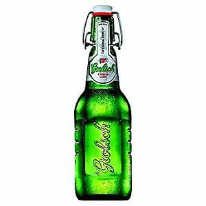 25 Grolsch bottles empty