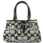 Coach Signature Soho Hobo Handbag