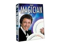***WANTED*** THE MAGICIAN - COMPLETE DVD COLLECTION - BILL BIXBY