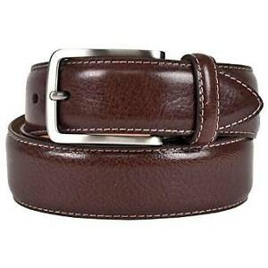 Assorted Men's Leather Belt, sizes 34,36,38,40,42, Brown, Black