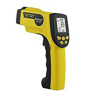 InfraRed Thermometer -50°C to 1120 °C(-58°F to 2048°F)