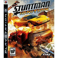 Stuntman Ignition and/et madden NFL10