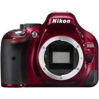 Boîtier professionnel Nikon D5200