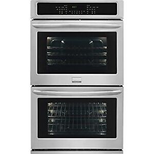 """Frigidaire Gallery FGET3065PF 30"""" Double Wall Oven"""