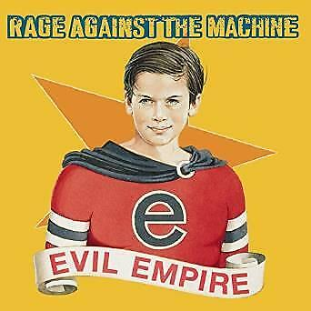 cd - Rage Against The Machine - Evil Empire