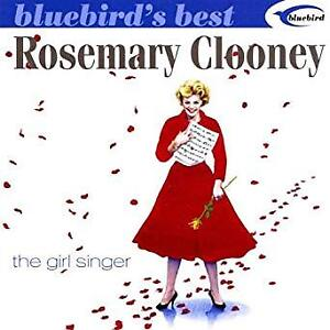 Rosemary Clooney-Girl Singer/Bluebird's Best-like new cd