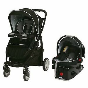 Grace modes click connect travel system