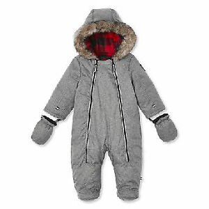 Brand new 3-6 month winter suit