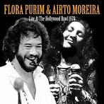 cd - Flora Purim & Airto Moreira - Live at the Hollywo..