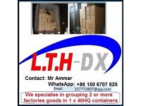 Business Import Opportunity for UK importer looking for a China Exporter Company as Export Partner