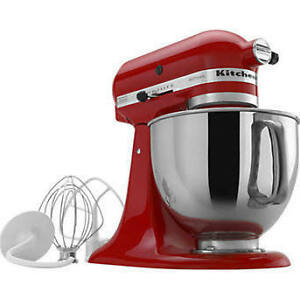 Gently used Kitchen-Aid Stand Mixer