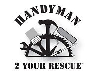 No job to small Handyman services 12 years experience