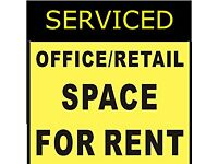 SERVICED OFFICE SPACE IN LINWOOD - Storage Available