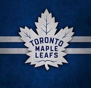 Toronto Maple Leafs 2016/17 Season Tickets - Section 102 Row 24