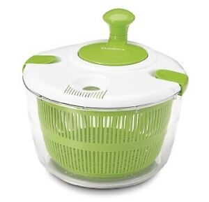 Brand new, still in the box, Cuisinart Salad Spinner
