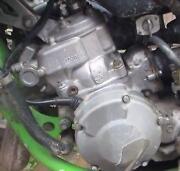 Kawasaki KX 125 Motor
