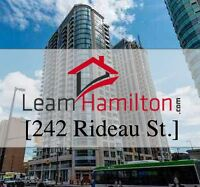 Downtown Living with Style | 242 Rideau St Unit 704 For Sale!