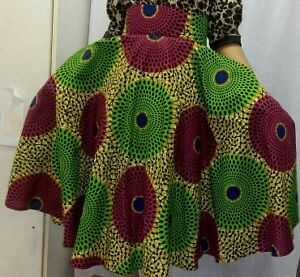 Nigerian women dress designer & maker (seamstress)