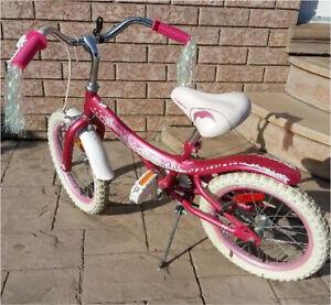 """Supercycle Cream Soda Kids' 16"""" Bike"""