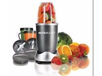 NutriBullet 15 Piece Pro 900 Series + Life Changing Recipes Book - still in box, never used