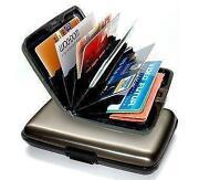 IndestrucTable Aluminum Wallet