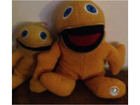 Retro ZIPPY soft toys 70s 80s tv Rainbow