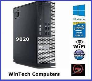 Dell 9020 sff i5 8GB Memory Desktop Computer