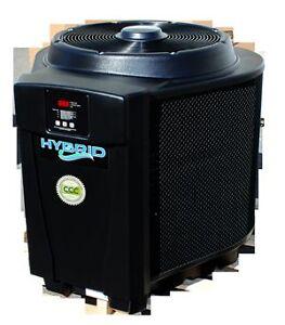 Thermopompe hybrid TTI